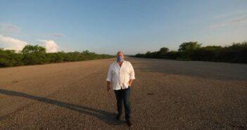 Anuncian construcción de la primera etapa de aeropuerto de Tomatlán