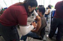 Coahuila, primer estado en vacunar contra covid a menores de edad