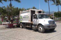 Se queda Bahía de Banderas sin recolección de basura por falta de pagos