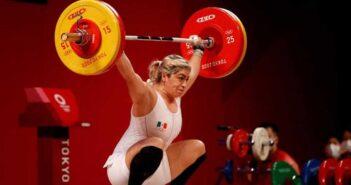 Medallista olímpica mexicana recibió cheque sin fondos