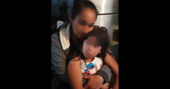 Localizan a niña desaparecida y crecen dudas sobre su 'secuestro'