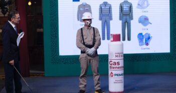Precio del cilindro de Gas Bienestar superará los 600 pesos