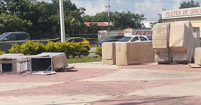 Ya comenzaron a instalar las nuevas letras en el ingreso a Puerto Vallarta