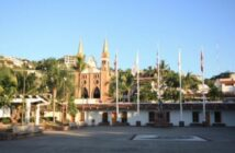 Casi de 60 locatarios del Mercado Río Cuale se instalarán en el Parque Hidalgo