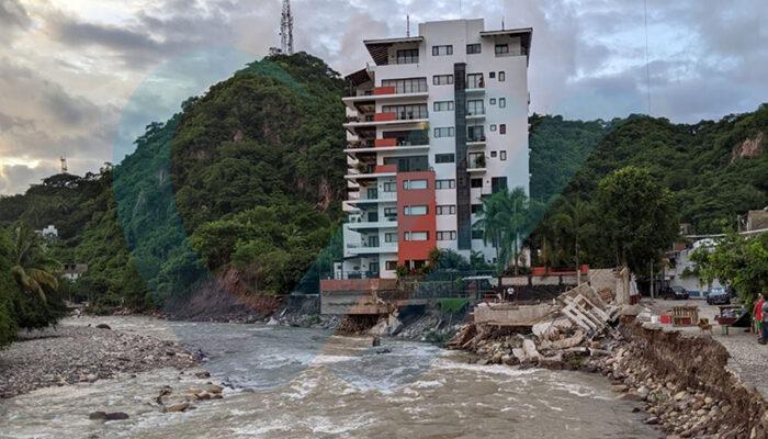 Asegura Alfaro que investigará edificio 'Ribera Cuale'