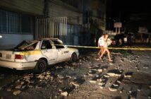 Réplicas del sismo ya son más de 210, según el Sismológico Nacional