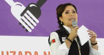 Rosario Robles, de la 'estafa maestra', tiene un pie fuera de la cárcel