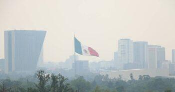 Figura México entre los países más contaminantes del mundo