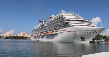 Llega nuevamente a Puerto Vallarta el crucero Carnival Panorama