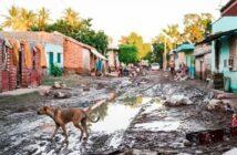Solo en Acaponeta, más de 9 mil damnificados por 'Pamela'