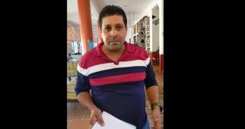 Desaparece ex contralor municipal Fernando Peña