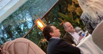 Es legal, per inmoral, que Lozoya cenara en lujoso restaurante, dice AMLO