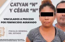 Vinculan a proceso a presuntos feminicidas de niñas en Bahía