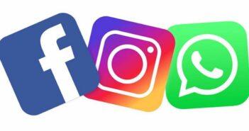 Siguen caídos Facebook, Whatsapp e Instagram