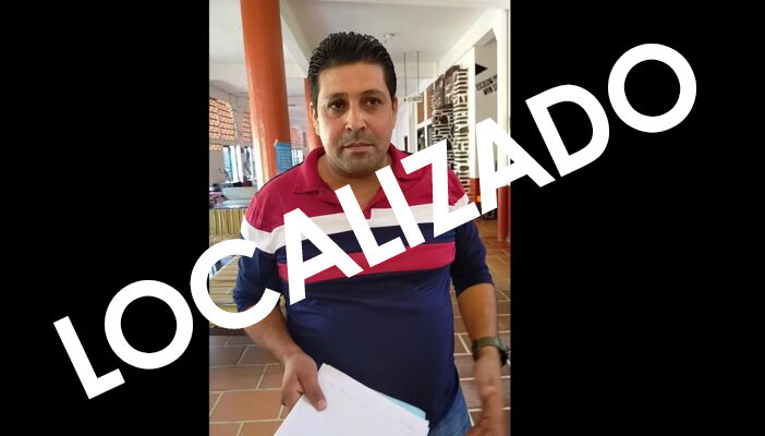 Familia de Fernando Peña confirma que ya apareció